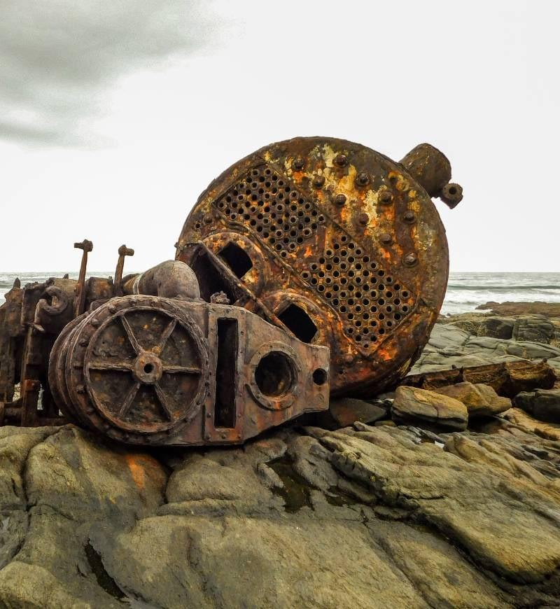 Nightingale Shipwreck