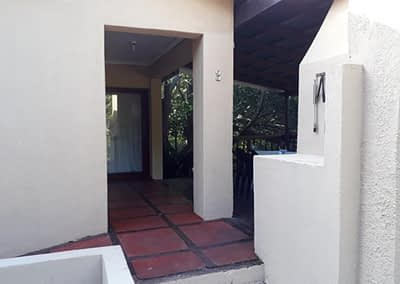 Chalet 3 outside
