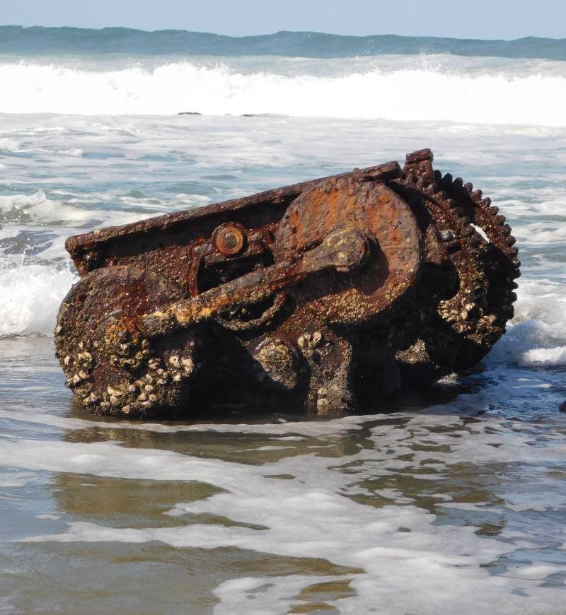 SS Nivonia shipwreck